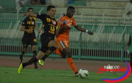 أهداف مباراة القادسية وكاظمة 1-0 في الدوري الكويتي الممتاز 20-4-2012