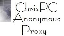Download ChrisPC Anonymous Proxy 6.30