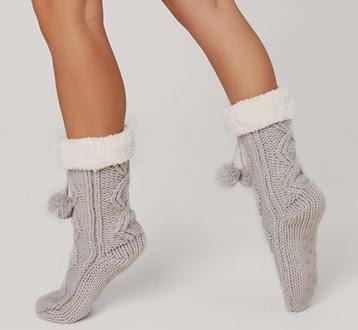 calcetines para casa Oysho