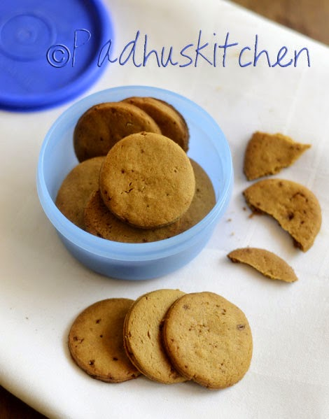 Whole Wheat Biscuits-Atta Biscuit