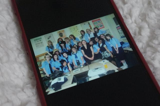 girls school photo