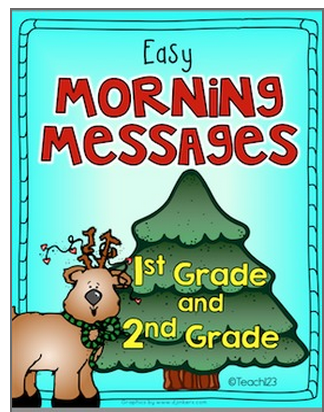Morning Messages: 1st and 2nd