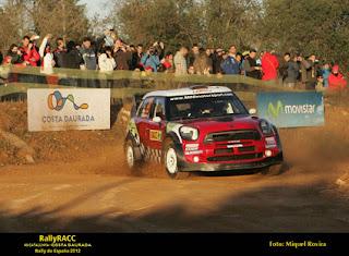 Dani Sordo Rallyracc