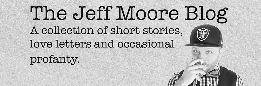 The Jeff Moore Blog