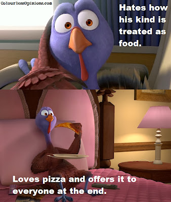 Free Bird Reggie pizza meme