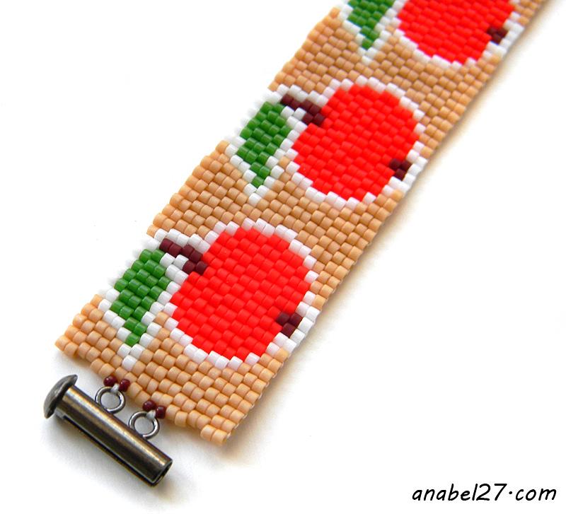 anabel apple bracelet