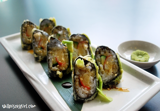 California Sushi Maki Age Price: RM 7.90
