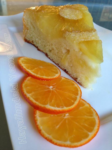resimli meyveli kek tarifleri