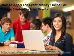 Grant for online course?