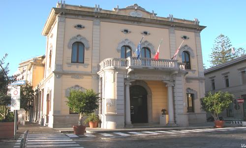 Edificio sede del Comune di Olbia