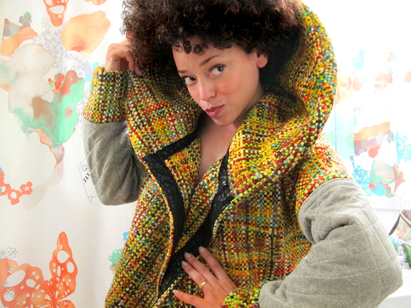oonaballoona | schnittchen eve jacket | selfish sewing week