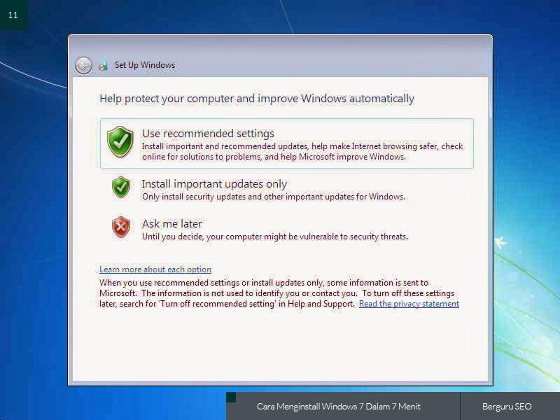 Cara Menginstall Windows 7 gambar 11