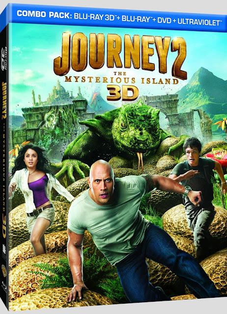 Viaje al centro de la Tierra 2 La isla misteriosa 1080p 3D SBS MKV Latino