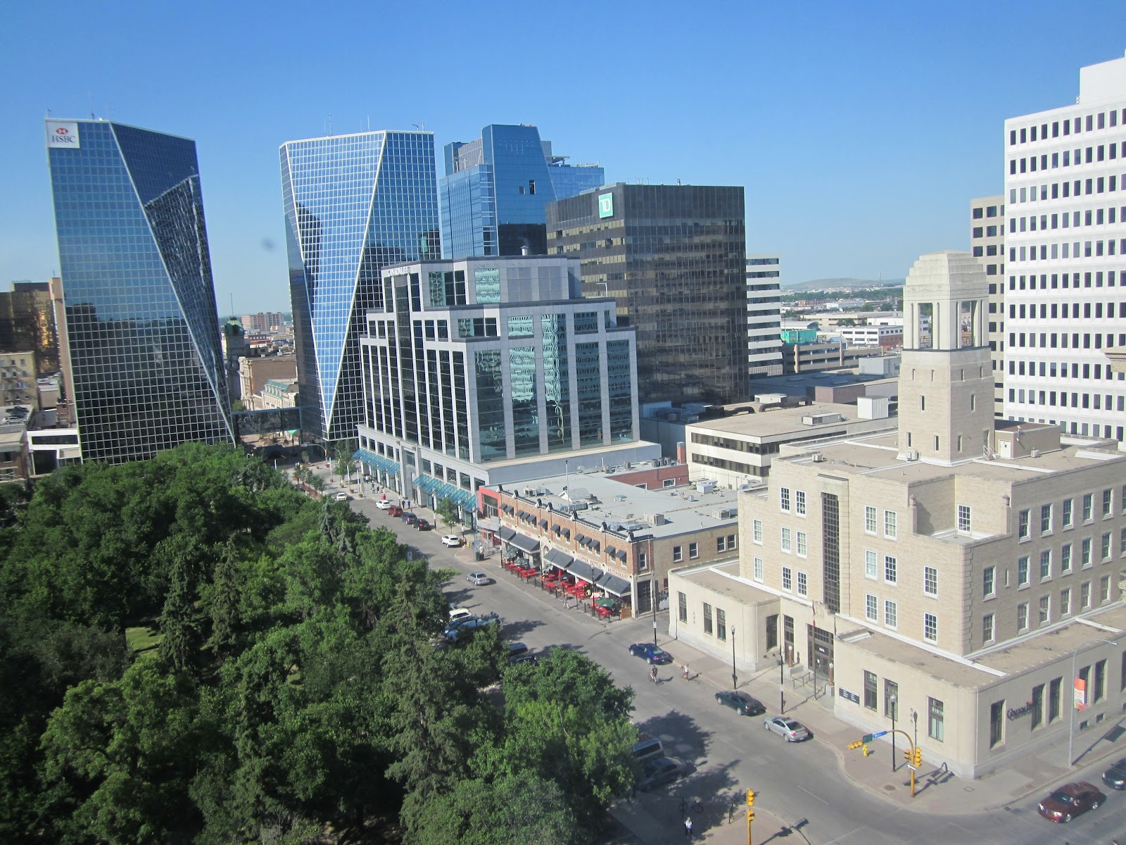 City Mouse Country Mouse My Stay In Regina Saskatchewan