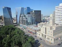 City of Regina Saskatchewan Canada