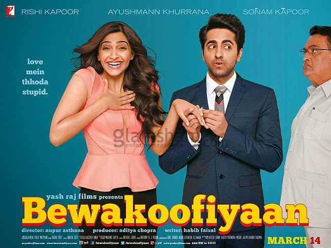 Bewakoofiyan - Movie Trailer Review