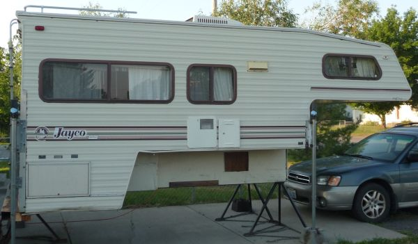 Cars, trucks, bikes, campers and more cars: 1989 Jayco ...