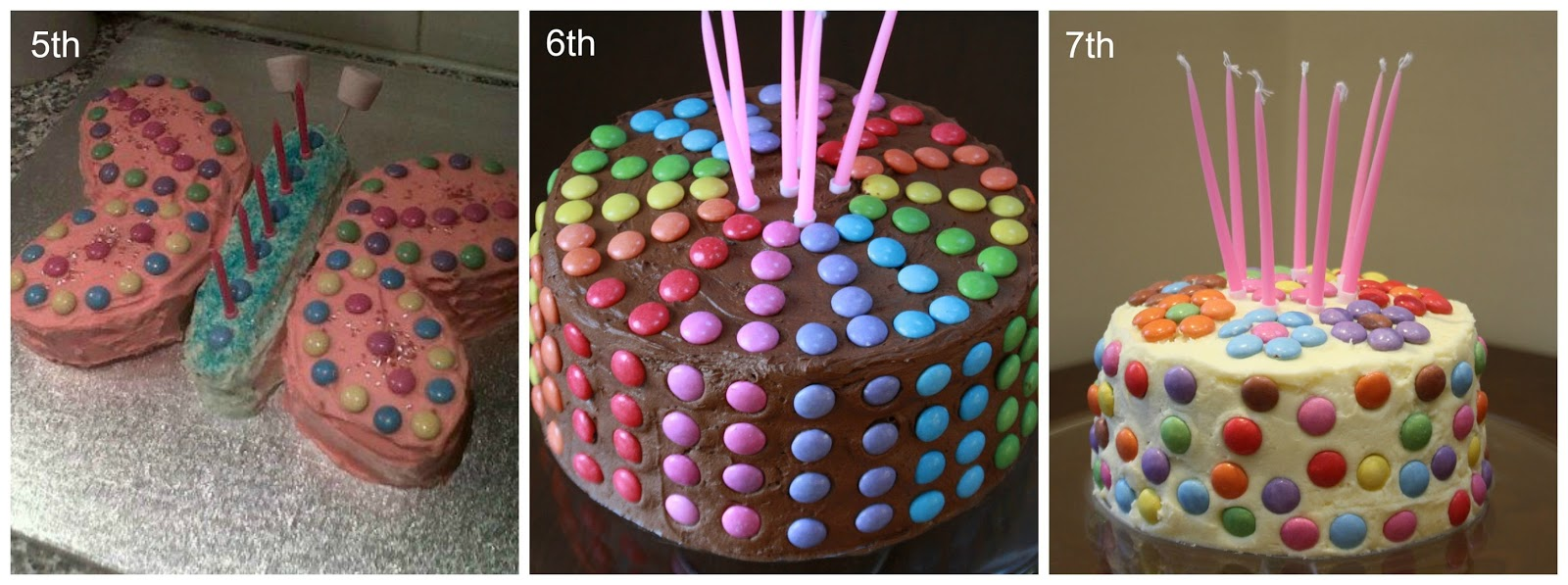 Homemade Cake Decoration Without Cream : Tales from a happy house.: The Colour Collaborative: June ...