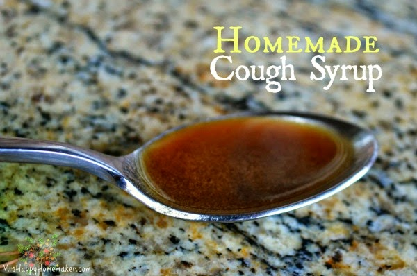 Homemade Herbal Cough Syrup Recipes