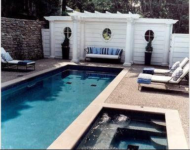 Fotos de piscinas como hacer una piscina de una casa for Como armar una alberca