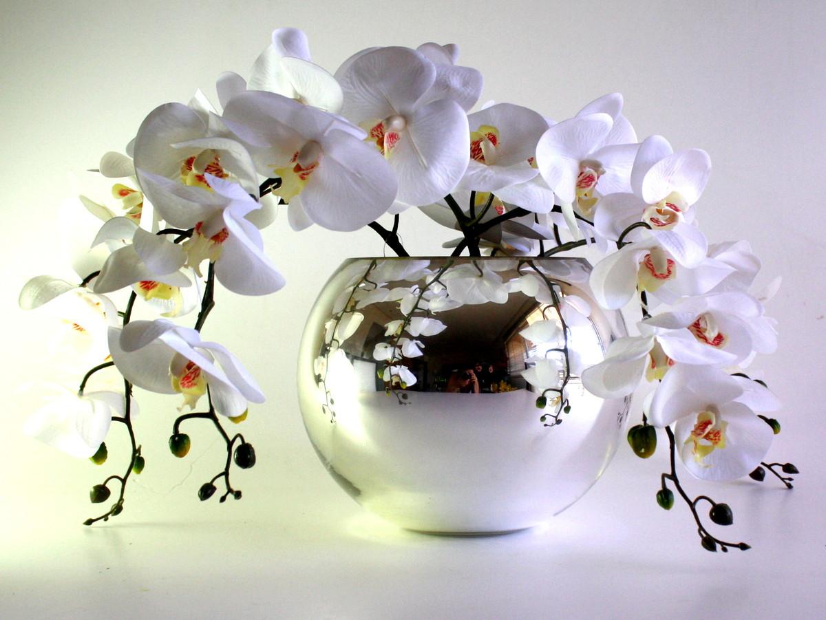 JUST SANDRAH JU Recebendo no Inverno -> Decoracao De Banheiro Com Flores Artificiais