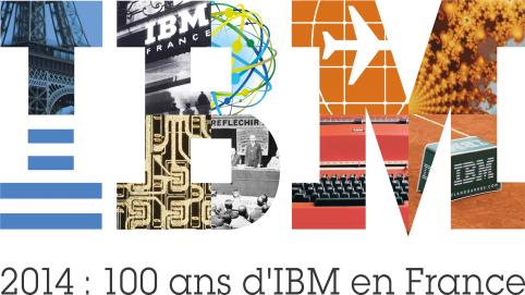 Centenaire IBM France - 2014 : 100 ans d'IBM en France #IBMfr100