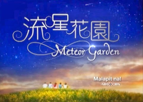 Meteor Garden on ABS-CBN this March 2014