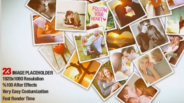 VideoHive Dream Love - Valentines Day