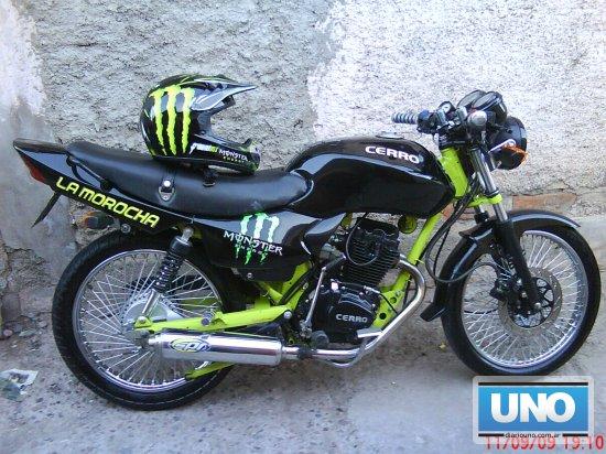 tuning moto 150