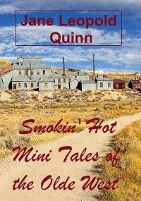 Smokin' Hot Mini Tales of the Olde West