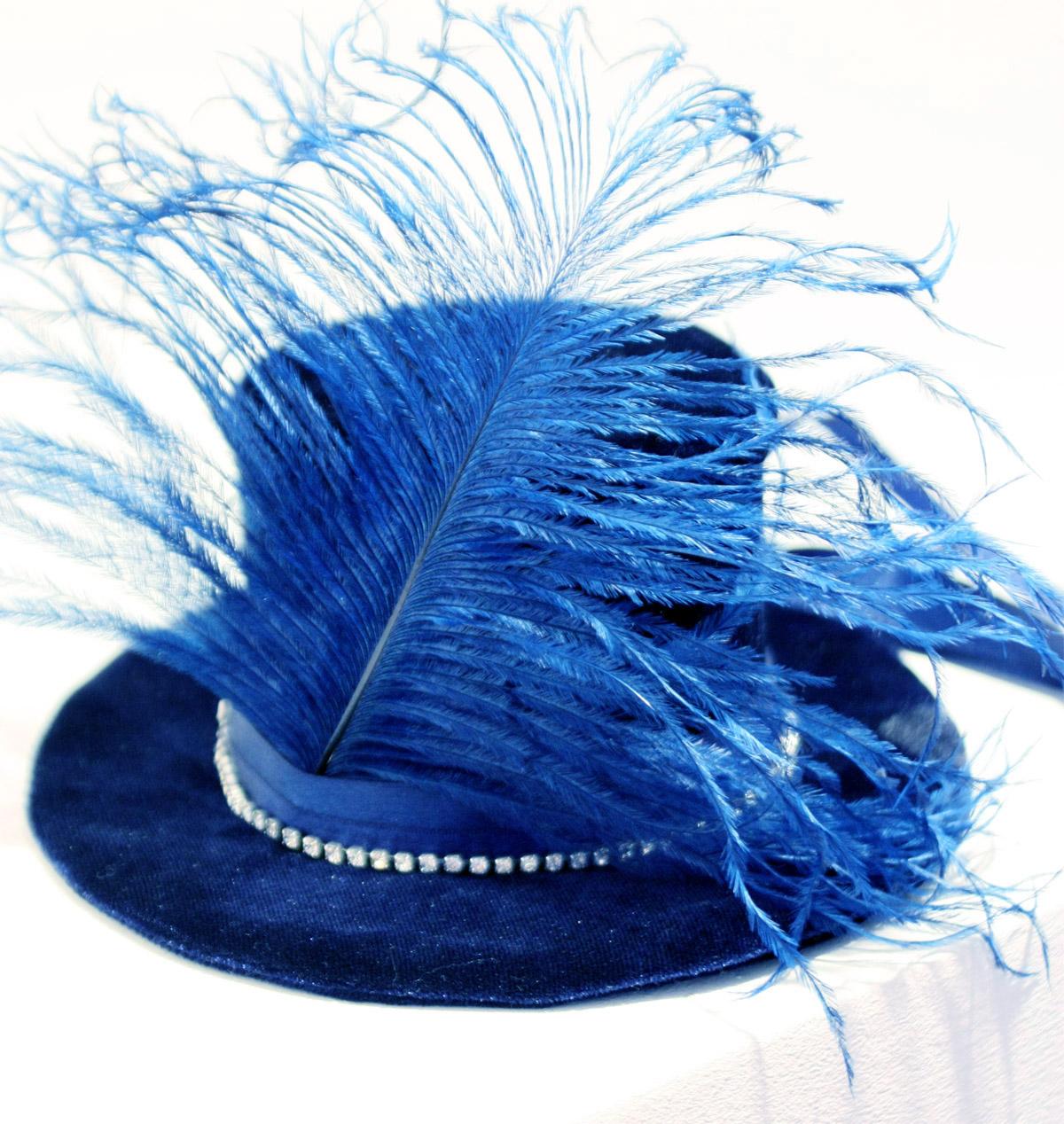 Шляпка цилиндр мастер класс инструкция #8