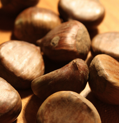 how to cook chestnuts at home