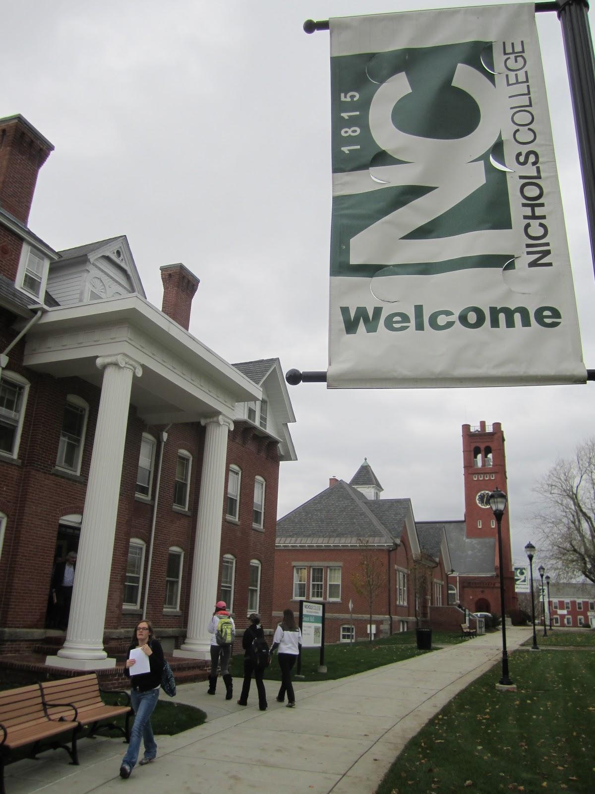 College Snapshots Nichols College