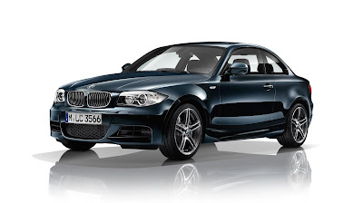 BMW 125i Coupe in Road spec