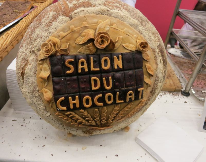 Paris breakfasts salon du chocolat 2012 for Salon du chocolat montauban