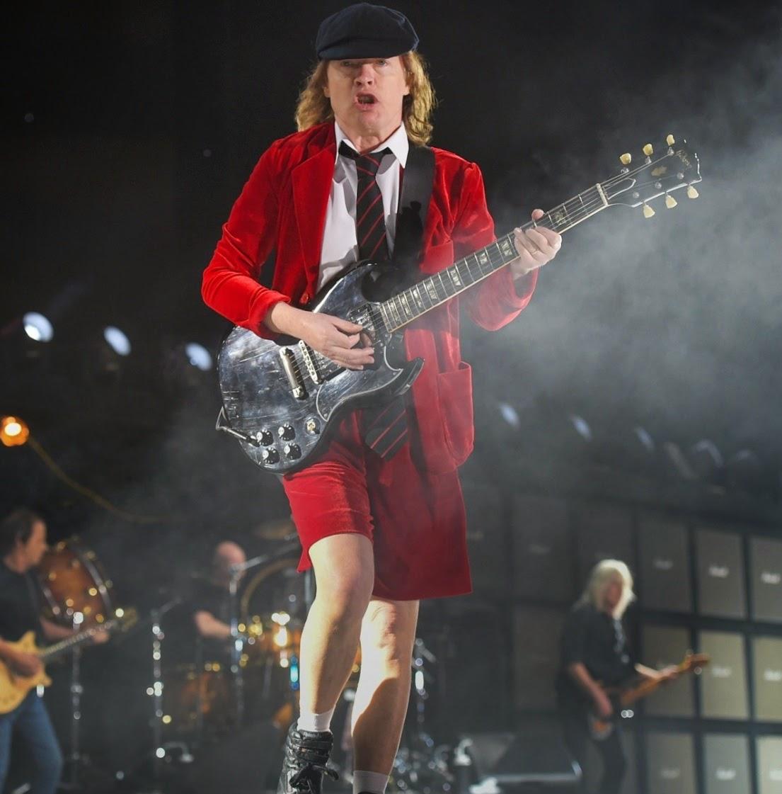 AC/DC - Coachella 2 Bust