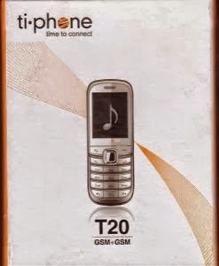 TiPhone T20 Dual GSM