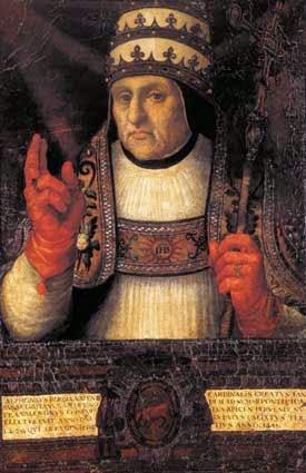 Alfons Borgia