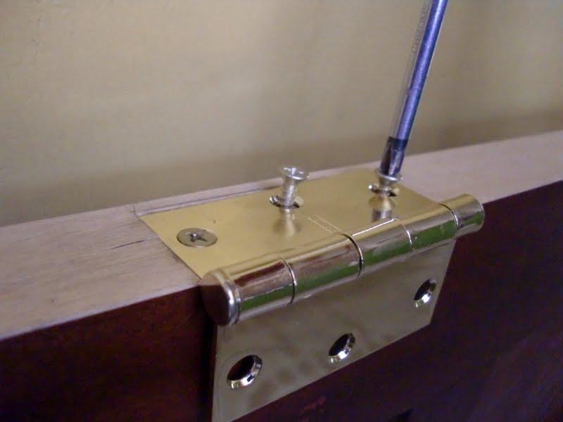 Decoraciones manualidades en madera como colocar puerta for Como hacer un marco de puerta de madera
