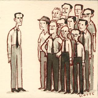 12 angry men dibujo