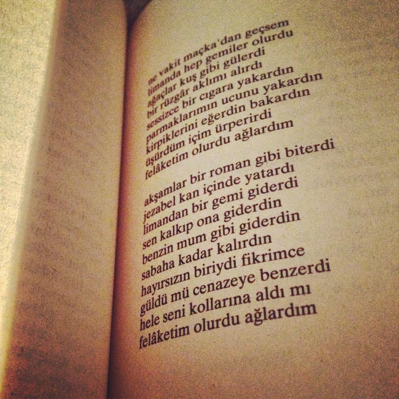 üçüncü şahsin şiiri Attila Ilhan Ivan Milinski