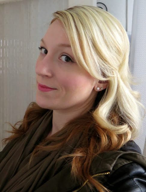 Michelle Louise Love, naural make-up