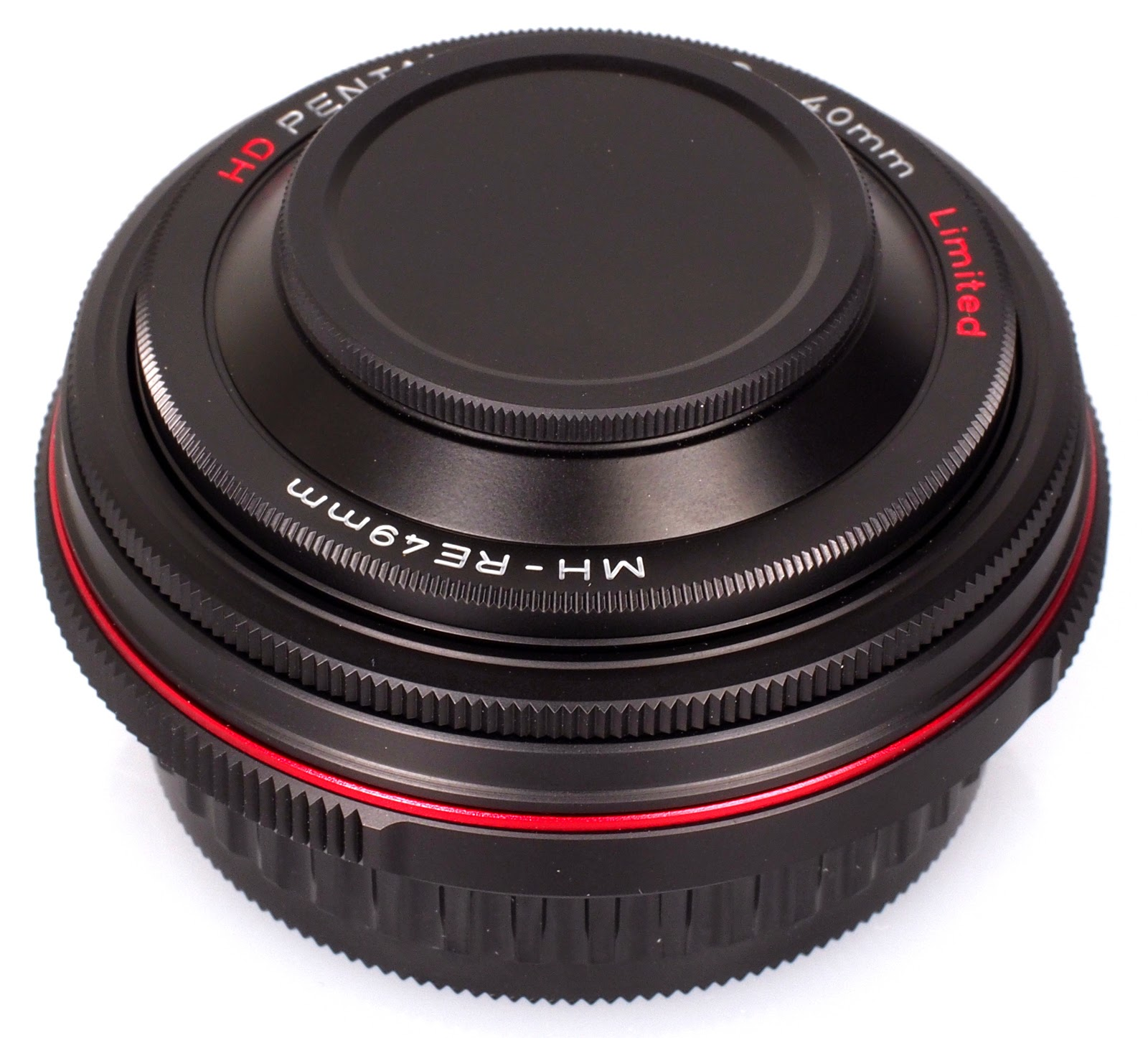 HD DA 40mm f/2.8 limited фото