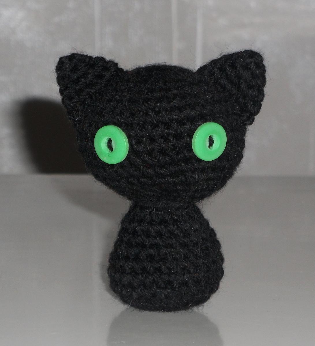 Amigurumi Yoshi Ohje : Strange or Cute: Kissa ja nalle amigurumi (ohje)