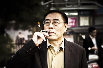 Le créateur de la cigarette électronique, Hon Lik