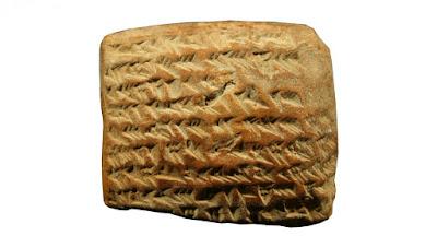 Este texto antigo de astronomia da Babilônia muda a história
