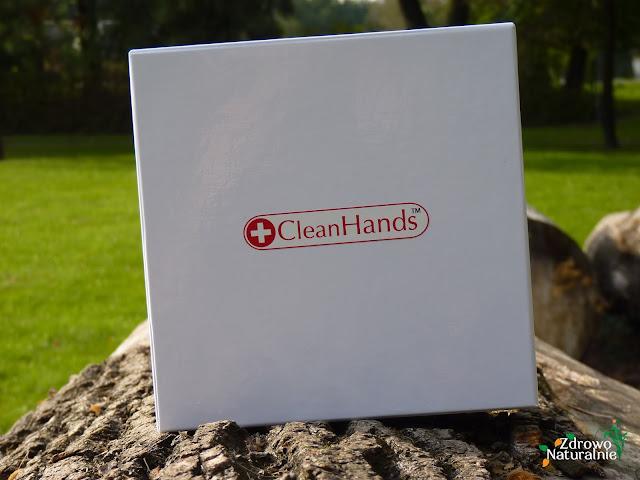 CleanHands - Zadbaj o higienę dłoni stosując antybakteryjne żele do rąk
