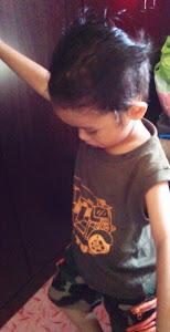 beloved nephew :)