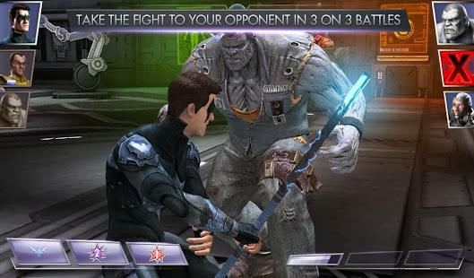 Injustice: Gods Among Us v1.2 Unlimited Money