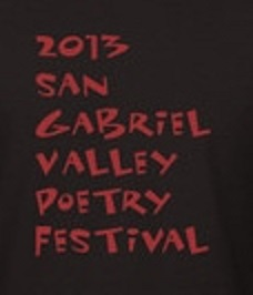 2013 San Gabriel Valley Poetry Festival